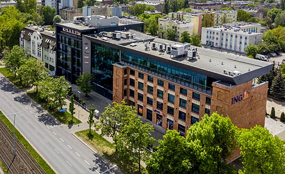 Centrum biznesowe Kopcińskiego
